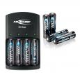 В продажу поступило зарядное устройство для Ni-Zn аккумуляторов и Ni-Zn аккумуляторы типоразмера АА!